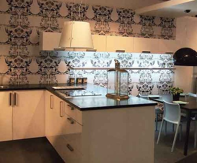 Accuracy Exclusive Kitchen Decoration Wallpaper