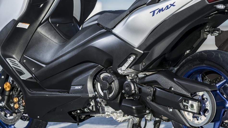 Foto de Yamaha TMax SX Sport Edition 2018 (25/34)