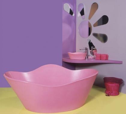 Ligne Evolution: Un baño no sólo funcional