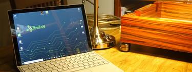 Amazon rebaja la potente y ligera Microsoft Surface Pro 7 con funda y teclado más de 200 euros