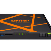 QNAP TBS-453A, un NAS multimedia para discos M.2 SSD que además reproduce vídeos 4K