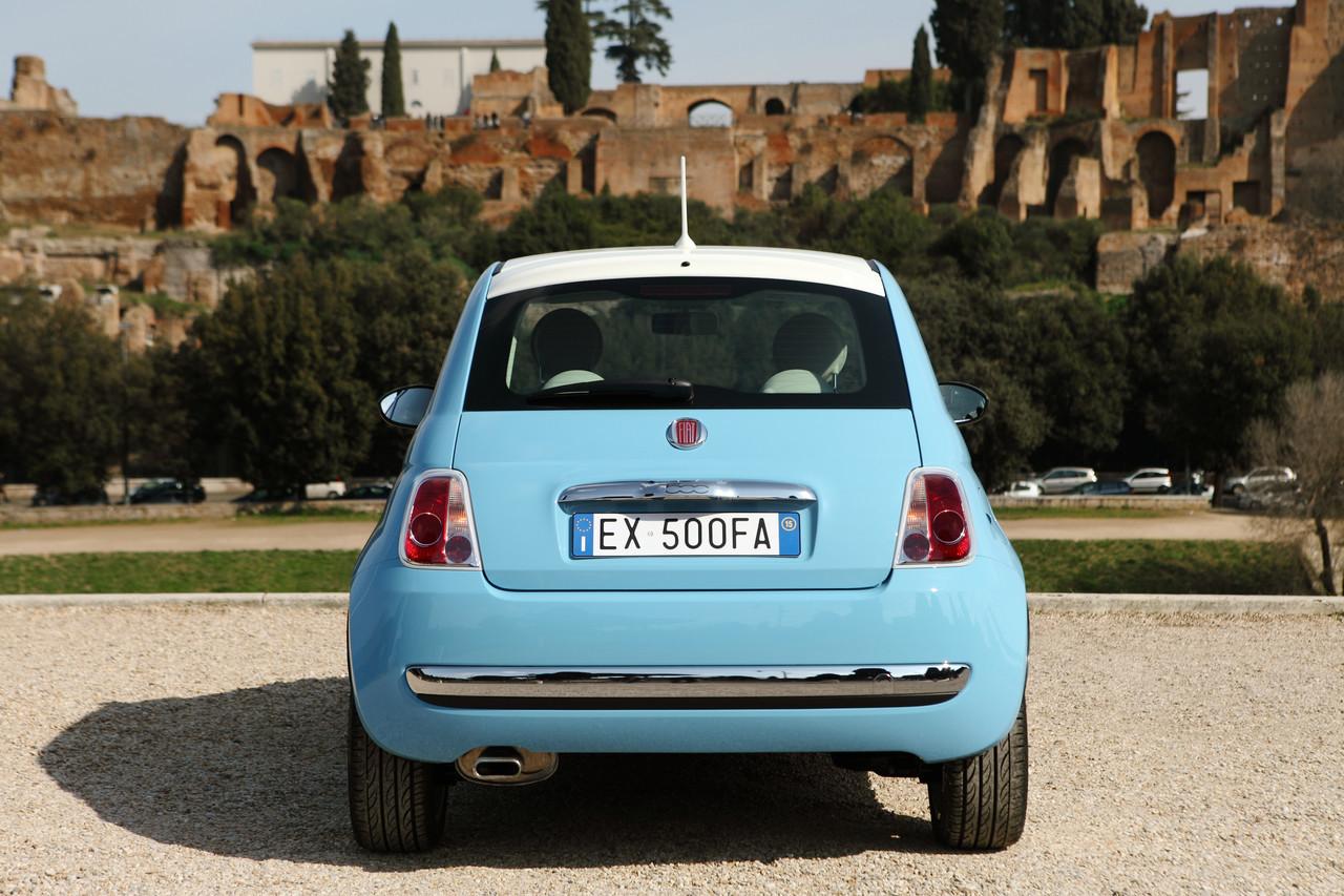 Foto de Fiat 500 Vintage '57 (7/8)