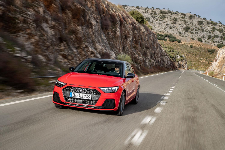 Foto de Audi A1 2018, toma de contacto (60/172)