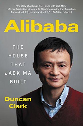 Alibaba: The House That Jack Ma Built (English Edition) Edición Kindle