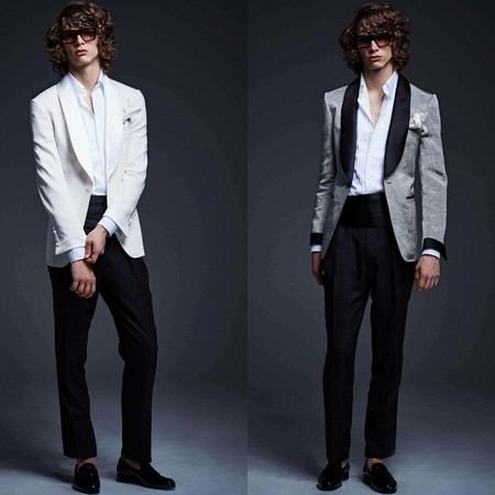 Tom Ford Spring Summer 2017 Collection