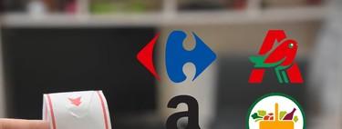 Los supermercados online reaccionan ante la avalancha de pedidos: colas virtuales, entregas limitadas y miles de repartidores contratados