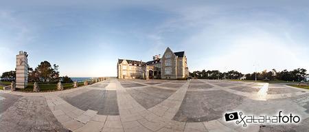 Palacio de la Magdalena en Santander: Celebrando cien años en 360 grados