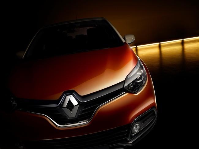 Teaser Renault Captur