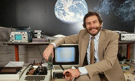 Nolan Bushnell vuelve a Atari. The boss is back