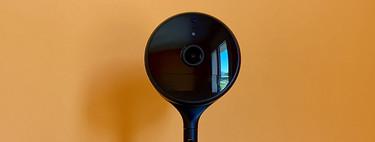 Eve Cam, una cámara de seguridad HomeKit que ofrece versatilidad y calidad a partes iguales