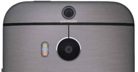 El nuevo HTC One no se resiste a dejarse ver antes de tiempo