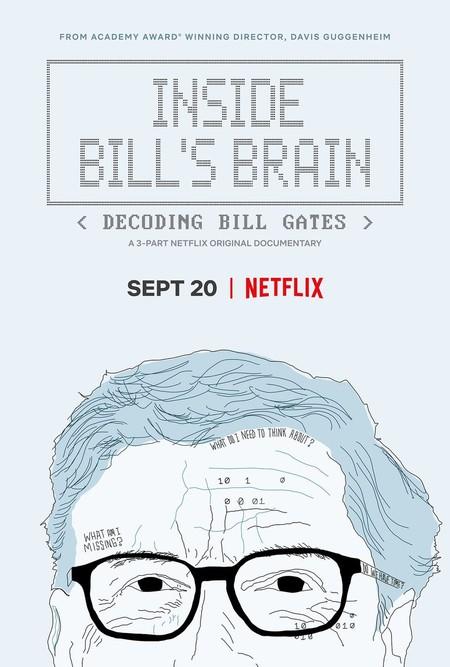 Inside Bills Brain Decoding Bill Gates Poster
