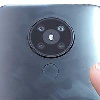 El Nokia 5.2 deja ver su cámara circular en las primeras imágenes filtradas