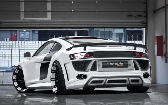 Dolorpasión: Regula Exclusive Audi R8