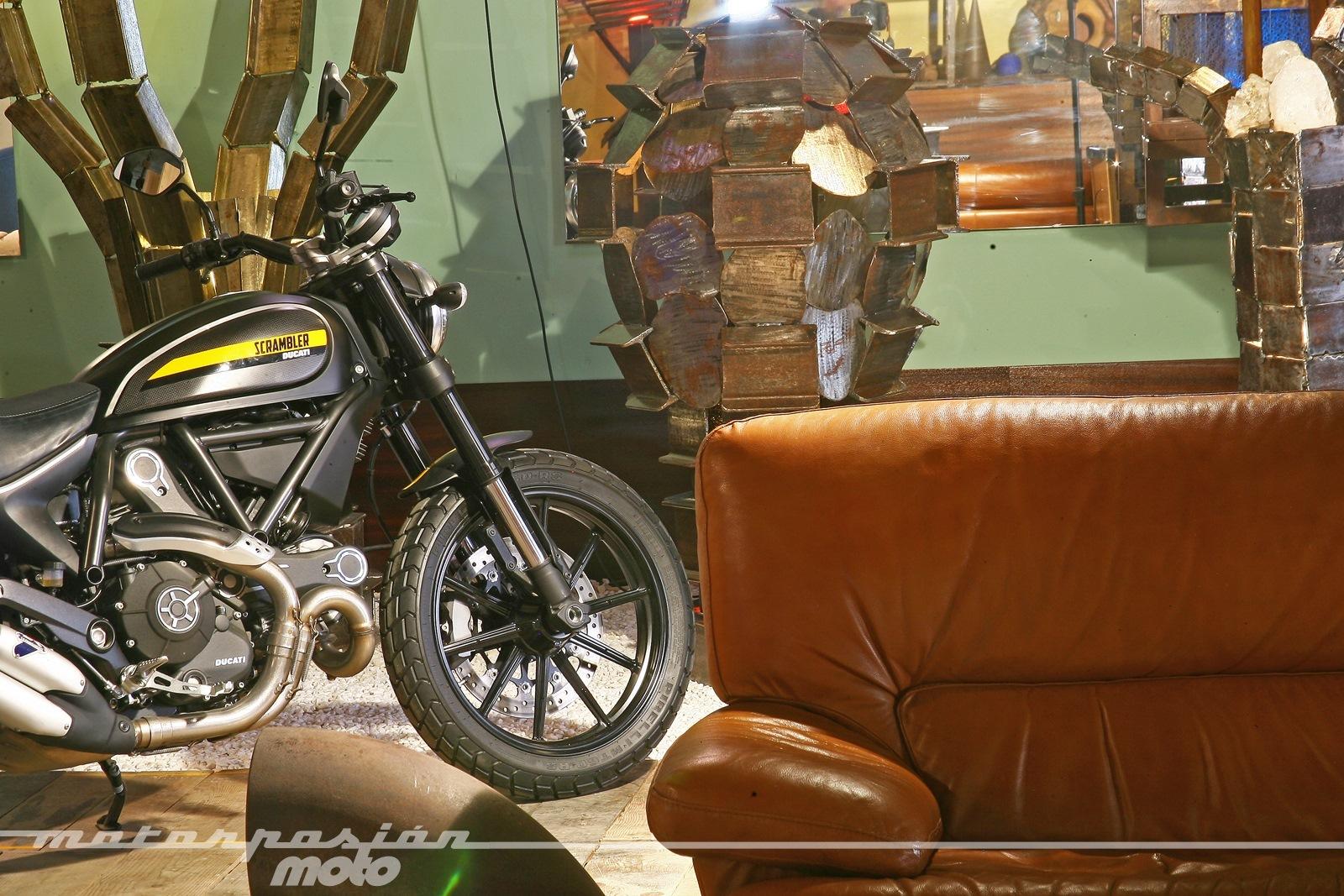 Foto de Ducati Scrambler, presentación 1 (11/67)