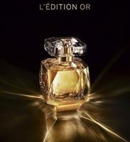 Estas Navidades olerán a Elie Saab y su edición limitada L'Edition Or
