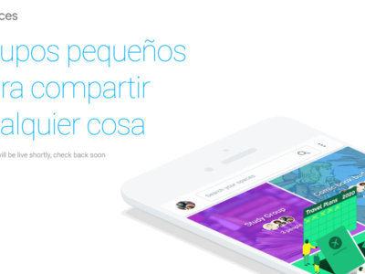 Google quiere que le ayudes a mejorar Spaces, su app para chatear en grupos
