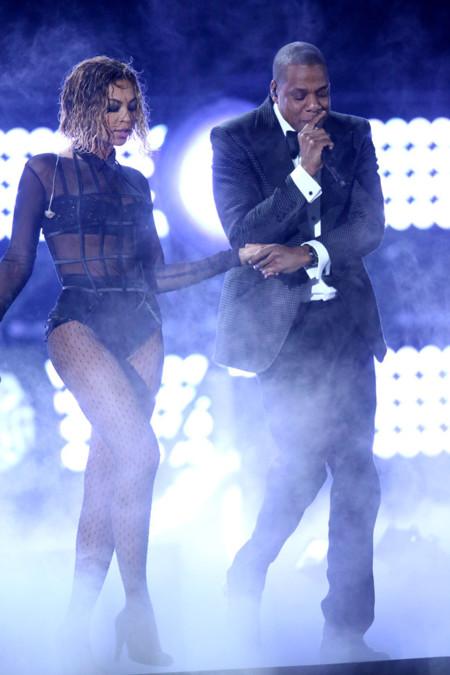 Actuación Beyonce Grammy 2014