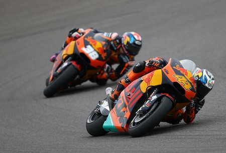 KTM también hace historia en MotoGP con sus primeros puntos, aunque a Pol Espargaró le supo a poco