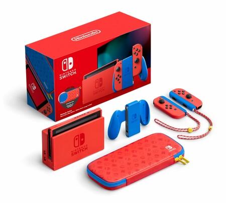 Nintendo Switch Mario 02