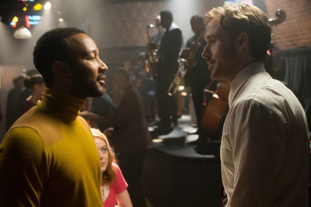 La La Land John Legend Y Ryan Gosling