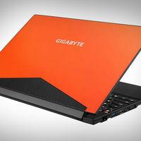 El nuevo Gigabyte Aero 15 no parece un portátil gaming con una GTX 1060, pero vaya si lo es