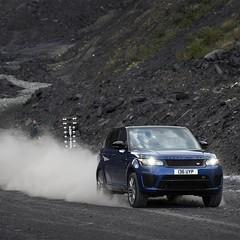 Foto 5 de 17 de la galería range-rover-sport-svr-aceleracion en Motorpasión