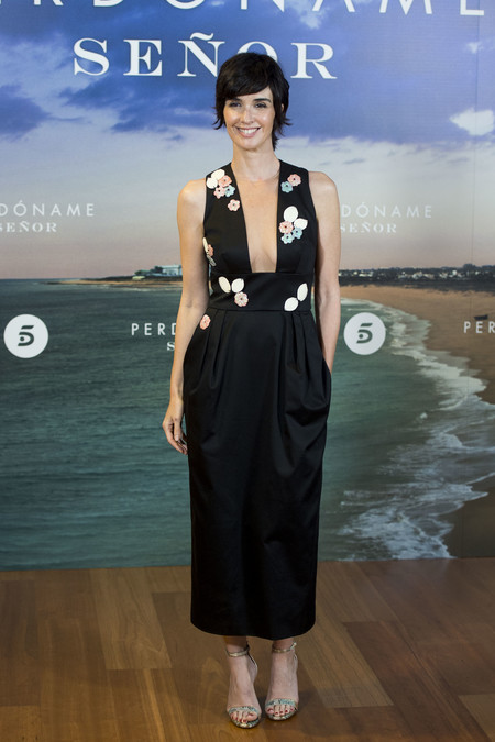 Paz Vega Look Perdoname Senor Madrid 2