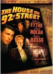 'La Casa de la Calle 92', espionaje semidocumental