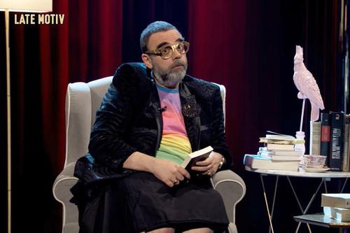 'Late Motiv' encuentra en Bob Pop y sus análisis lo mejor de su temporada 4