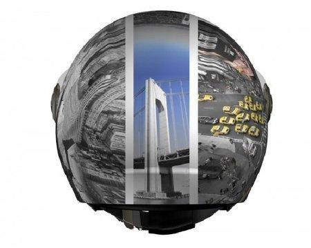 Casco NZI 3D, tus fotos en tu casco