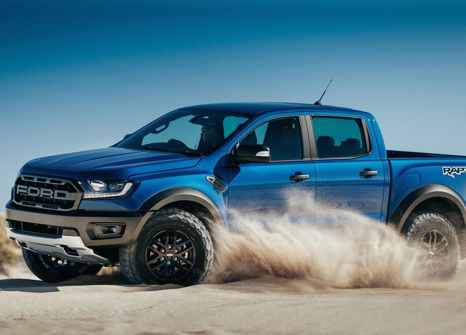 Foto de Ford Ranger Raptor (2/12)