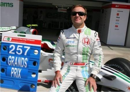 Barrichello confirmado, Senna cabreado