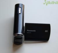 Panasonic SDR-S10: análisis