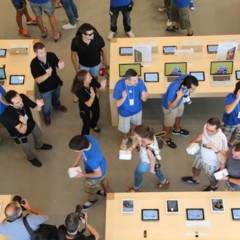 Foto 25 de 27 de la galería inauguracion-de-la-apple-store-del-paseo-de-gracia en Applesfera