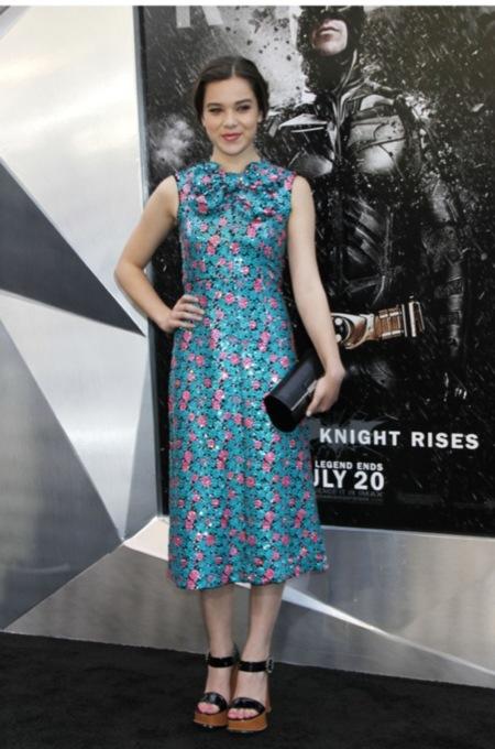 nne Hathaway y compañía se van de estreno en Nueva York