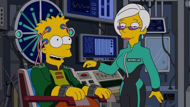 Imagen de 'Los Simpson'