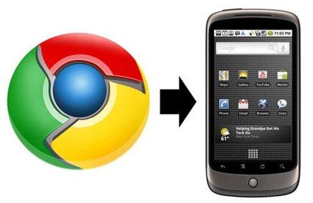 Chrome to Phone, del navegador a Android con tan sólo un clic de botón