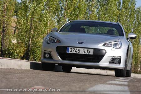 Subaru BRZ, prueba (conducción y dinámica)
