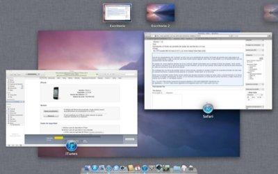 Cambiando el fondo de pantalla de todos los escritorios a la vez