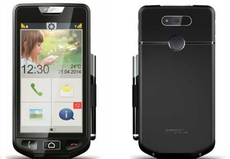 emporiaSMART, el smartphone para mayores con un Android personalizado para ellos