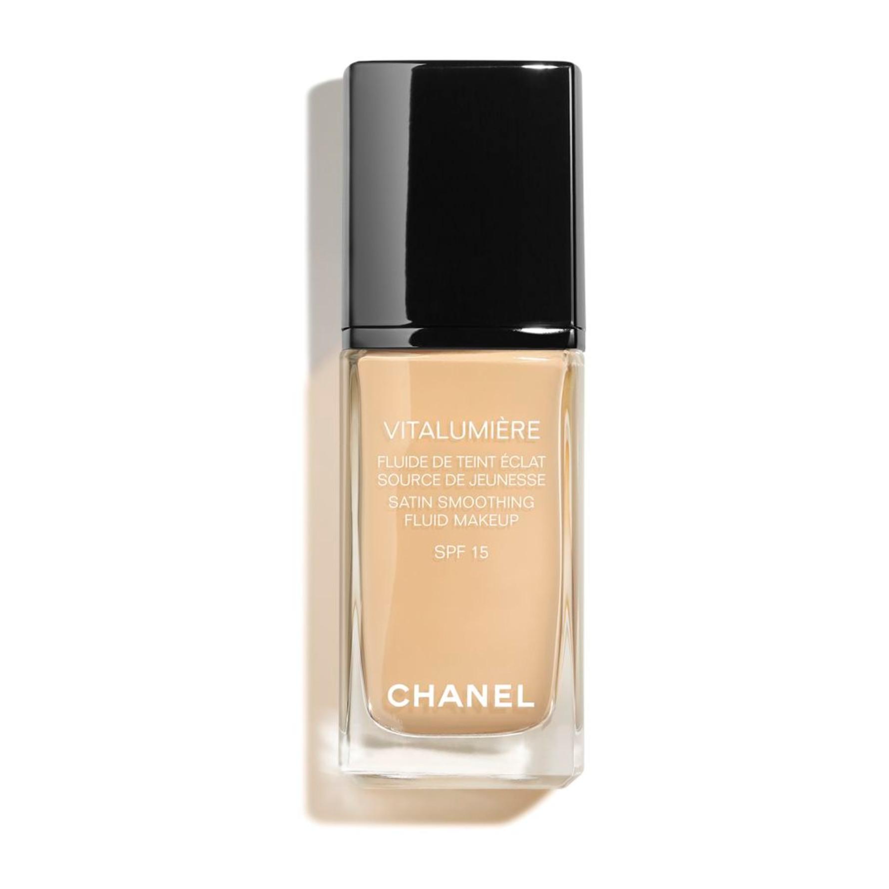 Fondo de maquillaje con protección solar Vitalumière de Chanel