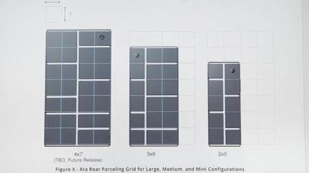 Project Ara nos enseña en vídeo los avances y los tres tamaños de los móviles modulares