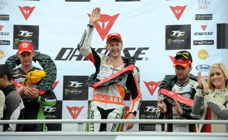Podium Superstock TT 2010