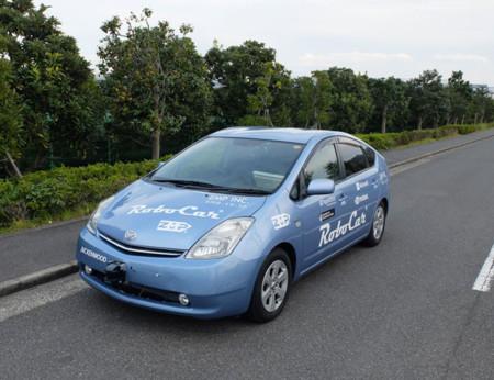 Intel también quiere tener su propio coche autónomo