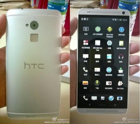 HTC One Max, también se unirá a la moda de los lectores de huellas digitales