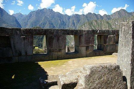 Templo de las Tres Ventanas