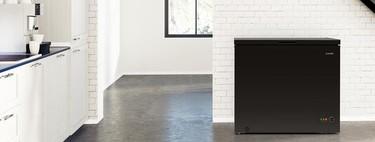 13 congeladores, horizontales y verticales, de distintos precios y tamaños para complementar a la nevera