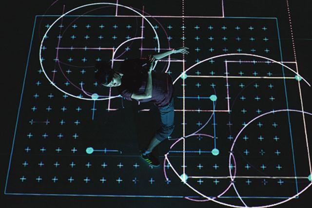 Estas coreografías han sido creadas utilizando algoritmos
