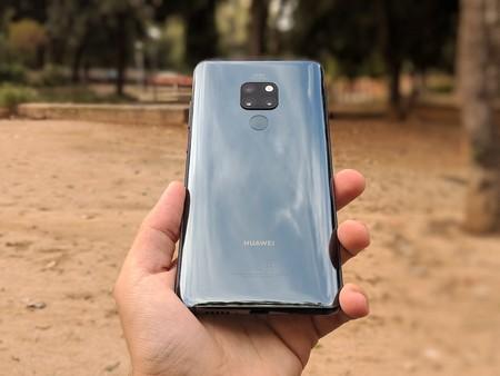 Huawei Mate 20 a un precio muy rebajado en Amazon: 366,20 euros en color Twilight